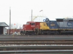 CP and CSX
