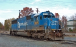 Conrail crying...