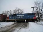 GTW Over Ann Arbor Street