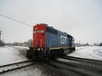 Lone Locomotive