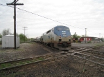 Amtrak 326 Leaving