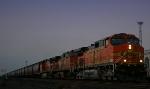 BNSF 5345 West