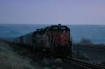 PCC's Grain Train