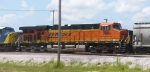 BNSF 7605
