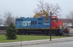 GTW 4622 runs light to its next pickup