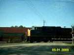 barly seen this SD70ACe