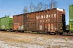 MD&W (former Milwaukee Road) 2422