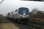 Amtrak 133