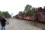 Wishin it was a stack train