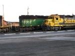BNSF 2550