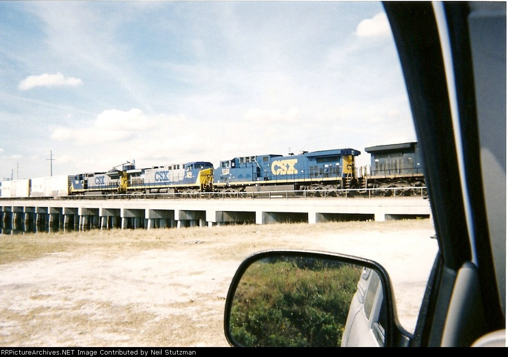 Tropicana Train