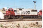 SOO SD50 6005