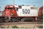 SOO SD40-2