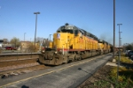 UP 3076 heads for Des Moines