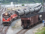 PW 2009 switches Ethanol cars in the Port of Providence August 2007