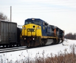 CSX B753-24 Southbound on the CSX St. Lawrence Subdivision