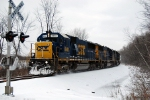 CSX B798-23 on the CSX Montreal Subdivision