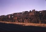 GN retired steam