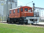IATR 60 sits on the spur to AGP along the Iowa Traction Railroad