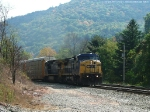 Pulling autoracks upslope