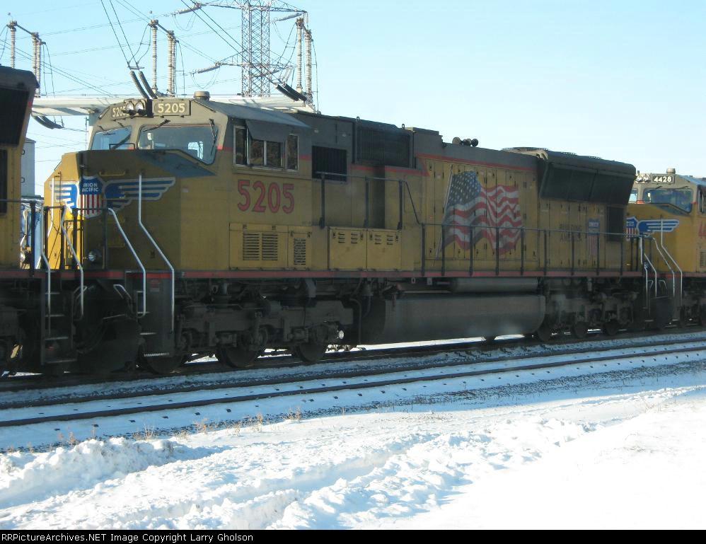 UP 5205