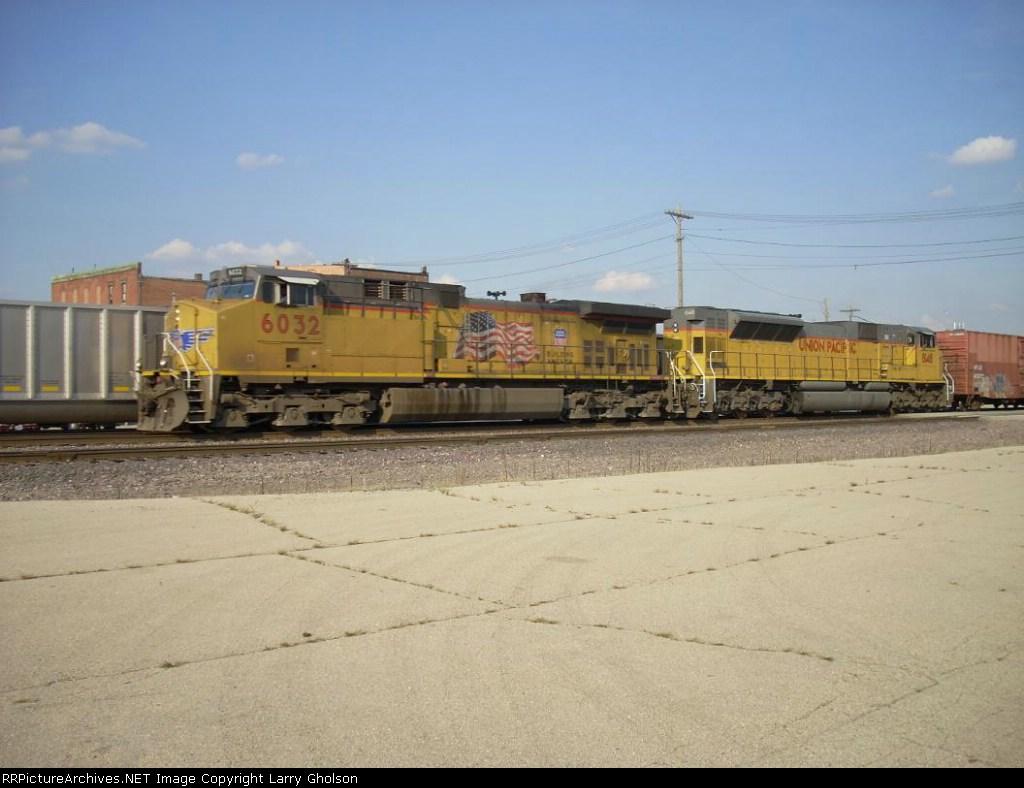 UP 6032