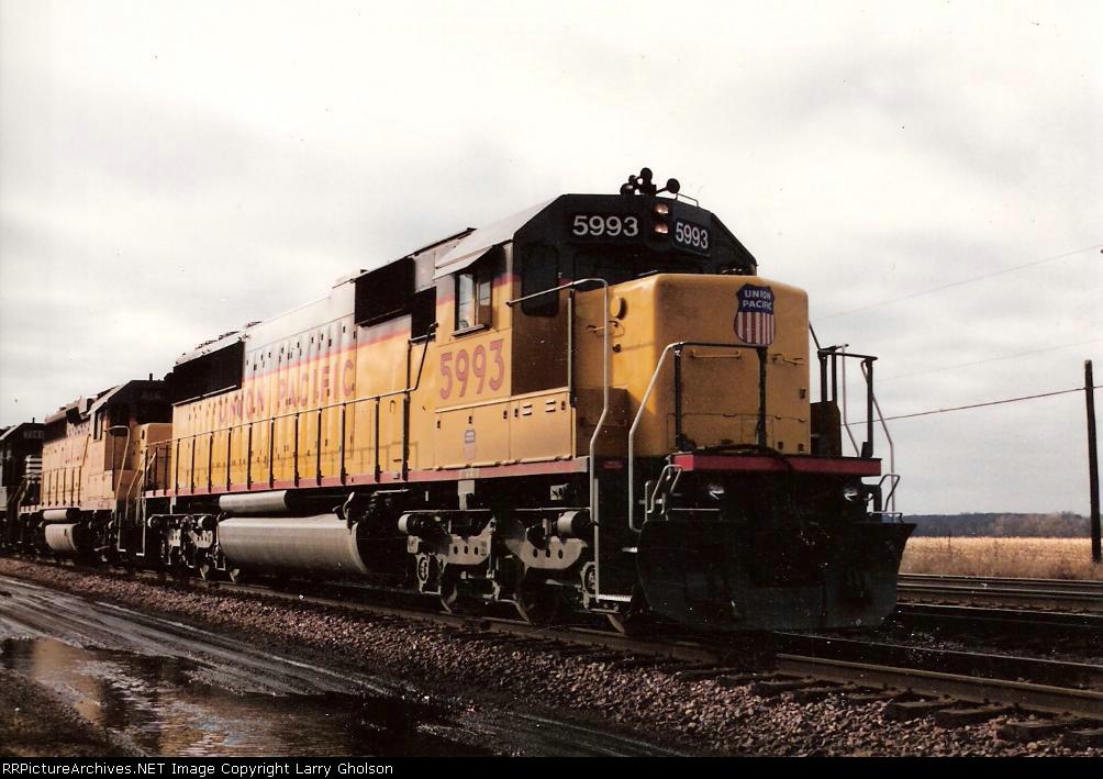UP 5993