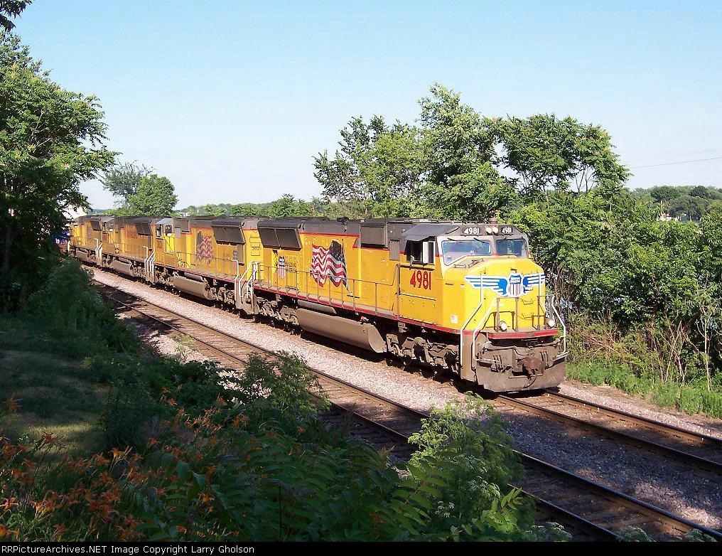 UP 4981