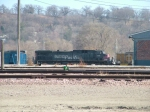 SP 144 Is #2 On NB Coal Through The Yard