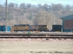 UP 5800 Heads NB With Coal Loads