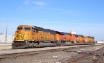 BNSF Coal power