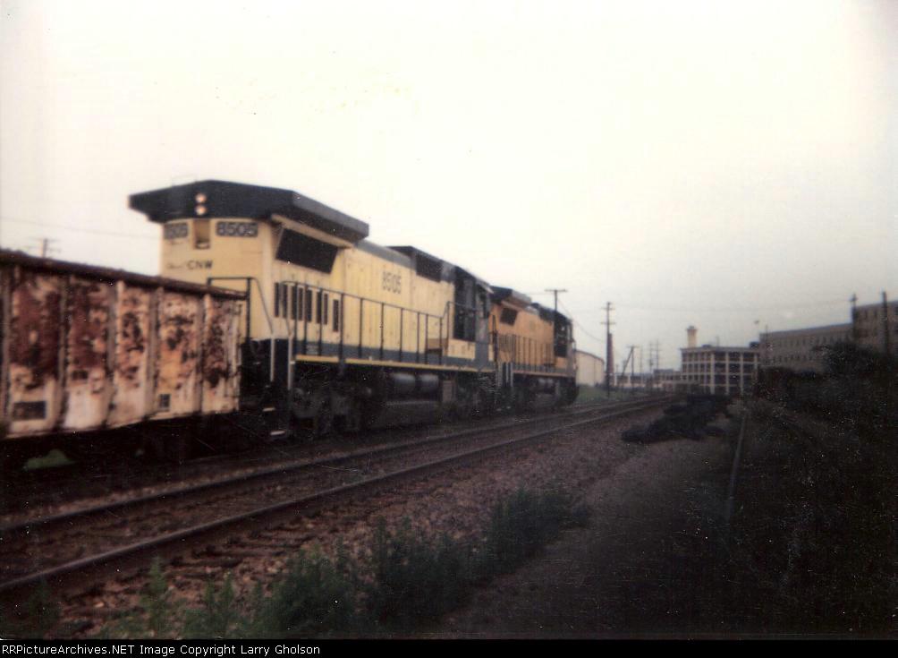 CNW 8505