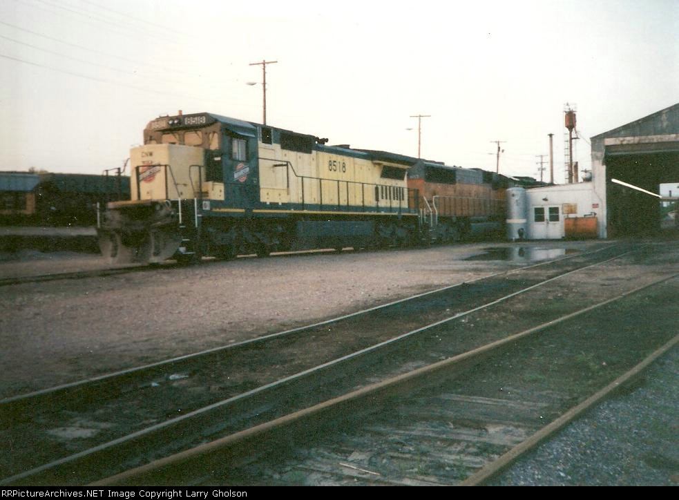 CNW 8518