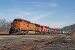 BNSF 837