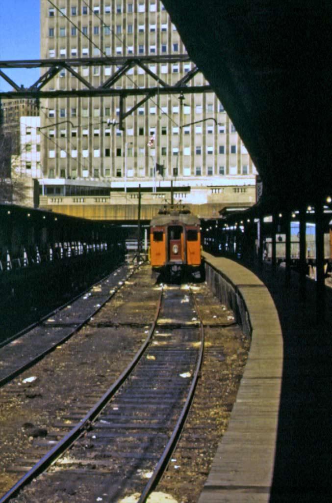 South Shore - Randolph Street Station