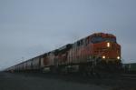 BNSF 7649 West