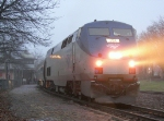 Westbound Amtrak Ann Rutledge Train #313