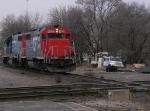 CN Yard Locomotives