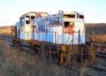 PLM Railcar Maintenance Co. PLMX 421 ALCO C415