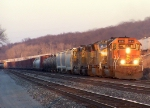 Southbound BNSF Manifest