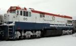 DOTX 001 at the Pueblo Railway Musuem