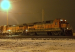 BNSF Scheduled Road Switcher