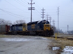 CSX 8118