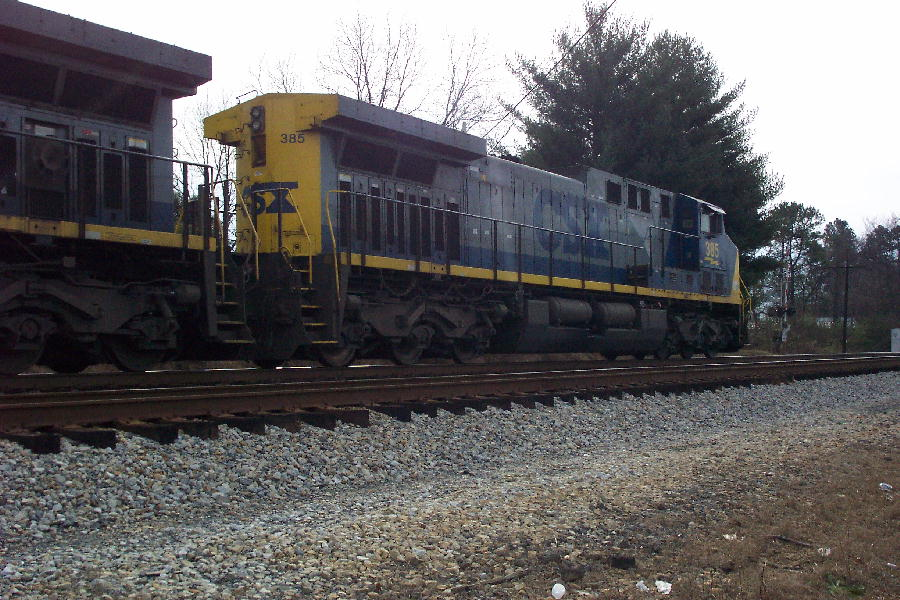 Stilesboro coal train