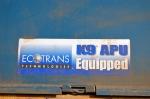 Ecotrans sticker