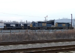 CSX 8836 and 8834