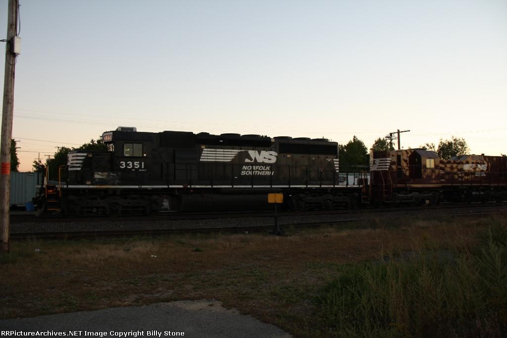 NS Geo Train