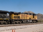 UP 5723 #2 DPU in a WB coal train at 12:45pm