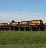 BNSF 7405