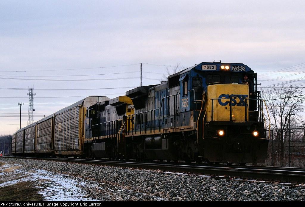 CSX 7583